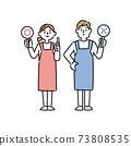 男女圍裙的標語正確與不正確 73808535