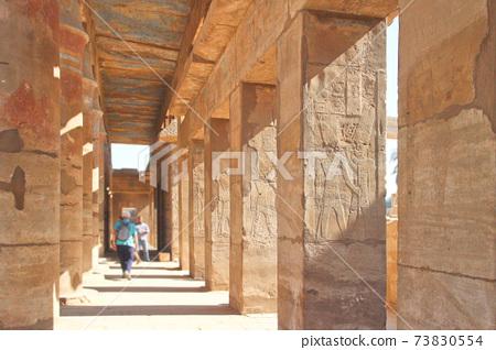 카르낙 신전 · 유적의 풍경 73830554