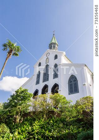 World Cultural Heritage National Treasure Oura Catholic Church 73856468