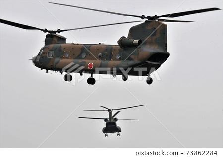 地面自衛隊運輸直升機CH-47 Chinook 73862284