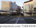 Ghost Town Lockdown Self-restraint City Street O 73864048