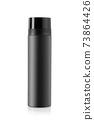 black cosmetic spray bottle 73864426