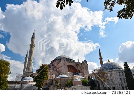 [터키] 이스탄불의 아야 소피아 73868421