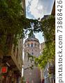 [터키] 이스탄불의 갈라 타 타워 73868426