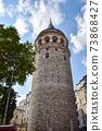 [터키] 이스탄불의 갈라 타 타워 73868427