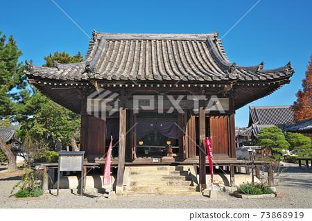 [鶴林寺】 효고현 가코가와시 加古川町 北在家 73868919
