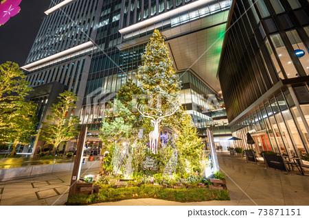 도쿄 가든 테라스 오이 쵸 일루미네이션 73871151
