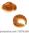 手繪麵包圖 73876189