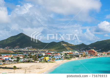 Sint Maarten on the Coast 73876933