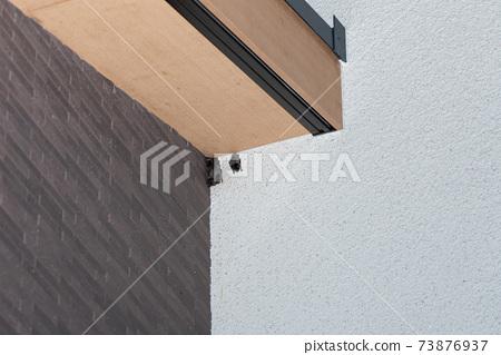 屋簷下的蝙蝠 73876937
