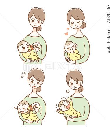 嬰兒護理套裝 73890368
