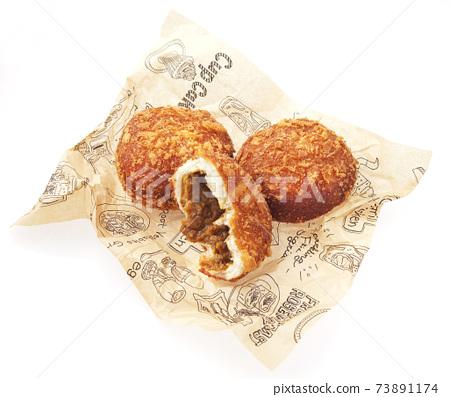 咖哩麵包 73891174