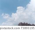 도시 하늘 73893195
