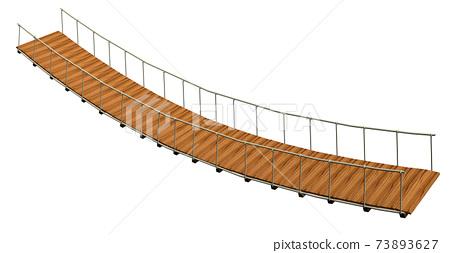 suspension bridge 73893627
