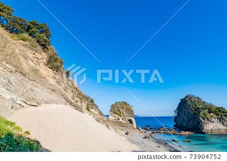 靜岡縣下田市Sand Ski Resort Touji Beach 73904752