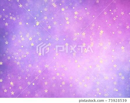 귀여운 별 배경 73928539