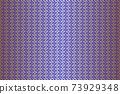 Illustration material Background material Japanese pattern Saaya pattern vector 73929348