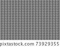 Illustration material Background material Japanese pattern Saaya pattern vector 73929355