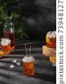 Summer Italian cocktail aperol 73948127