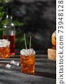 Summer Italian cocktail aperol 73948128