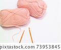 蠟筆色紗球材料 73953845
