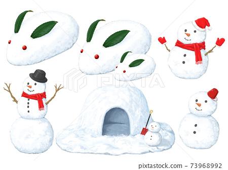 雪相關集 73968992