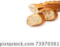 法式麵包法式麵包 73970361