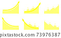 箭頭圖向上設置黃色 73976387
