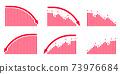 箭頭圖向下設置紅色 73976684