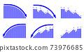 箭頭圖向下設置藍色 73976685