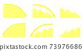 箭頭圖向下設置黃色 73976686