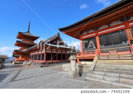 京都清水寺 74002299