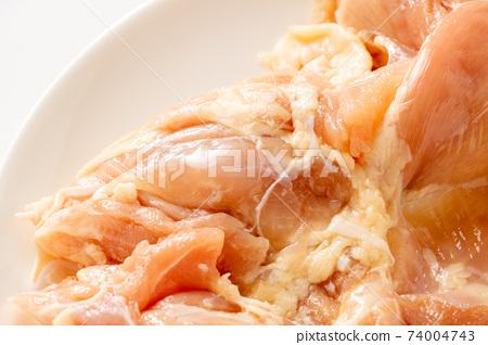 雞肉(大腿肉)。 74004743