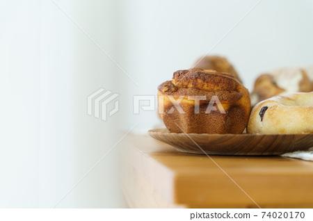 看起來很美味的法式麵包一套 74020170
