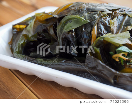 新鮮有機海藻,海藻 74023396