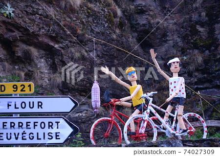 法國道路標誌 74027309
