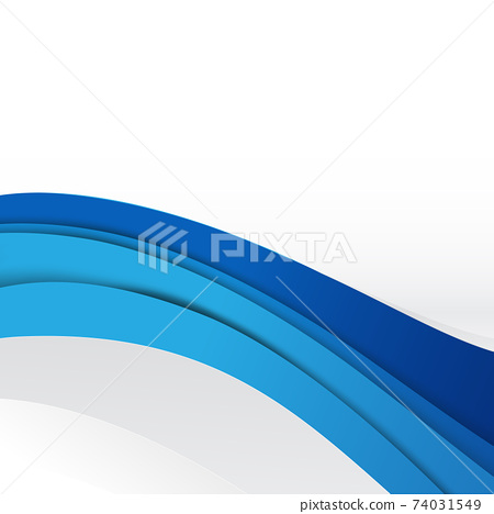 Abstract background blend and curve 007 74031549