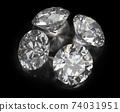 four diamonds 74031951
