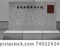 橫濱日報發源地紀念碑 74032434