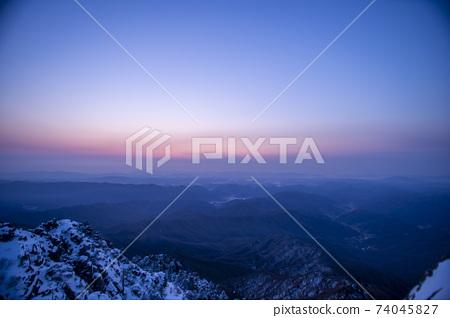 천왕봉,지리산,경남 74045827