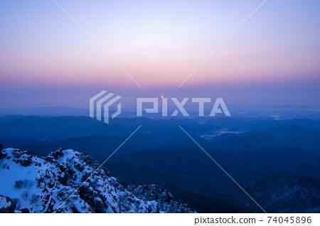 천왕봉,지리산,경남 74045896
