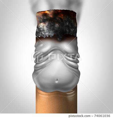 Smoking And Obesity 74061036