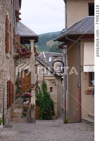 法國南部的小村莊 74061616