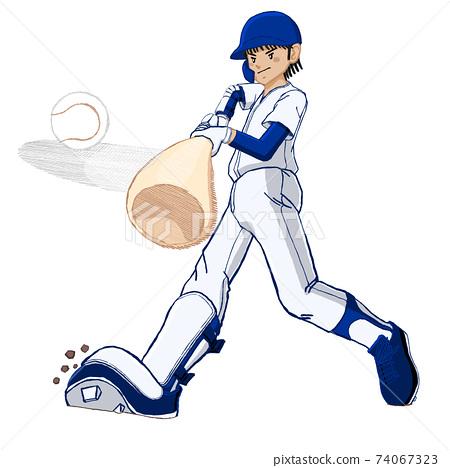 棒球全壘打全壘打24 74067323