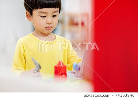 어린이 라이프스타일 장난감 74103846