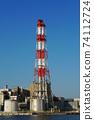 JR East Kawasaki Thermal Power Station 74112724