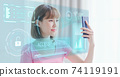 Facial recognition technology 74119191