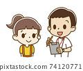 由男護士採訪的一個女孩(微笑) 74120771