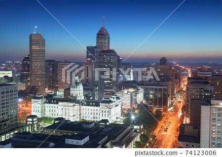 Indianapolis, Indiana, USA 74123006