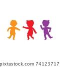 kids concept vector illustration 74123717